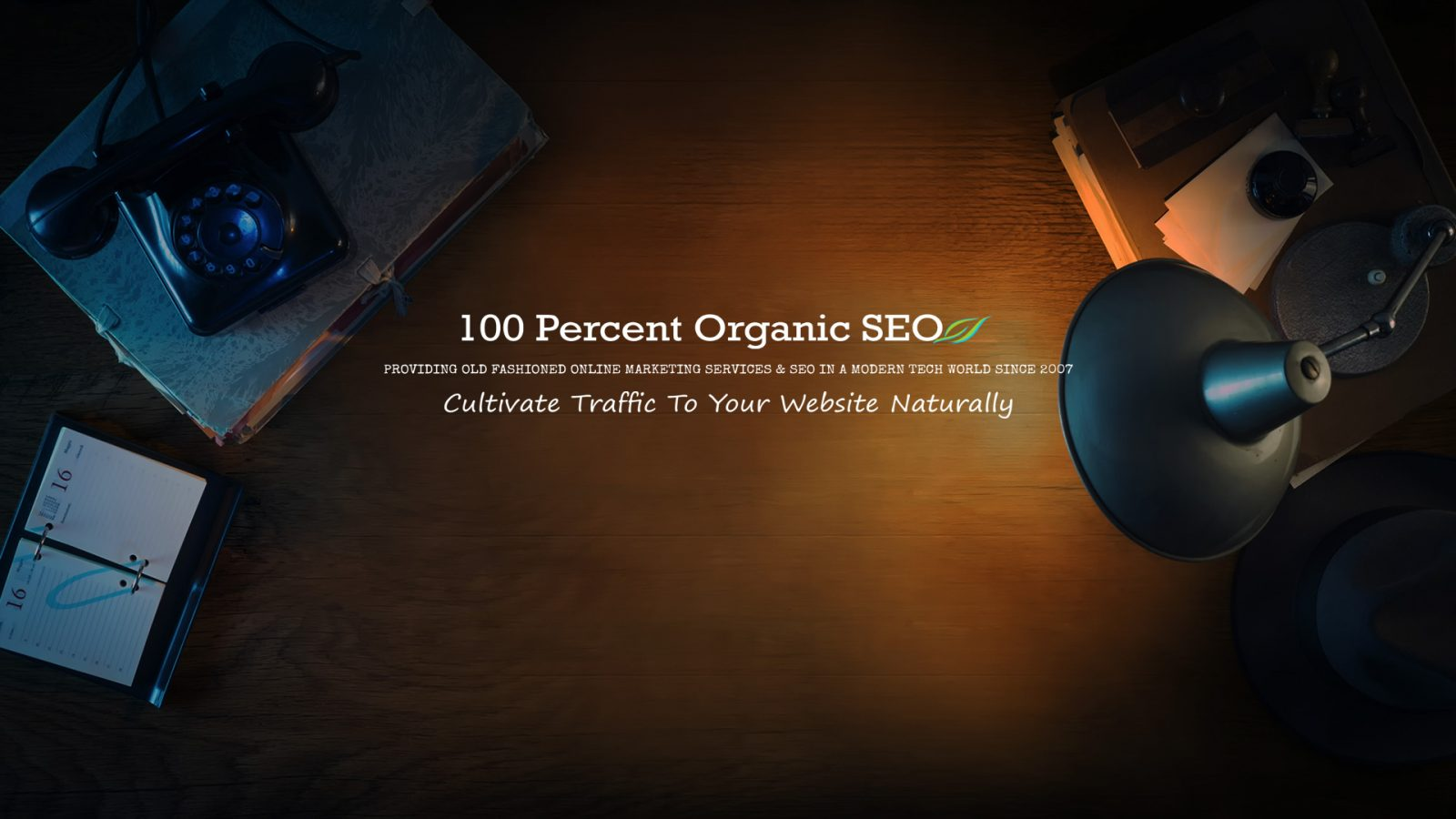 Organic seo company and WordPress Design