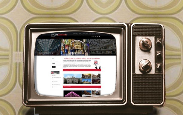 Explore-London-WordPress-Website-Project-featured-image