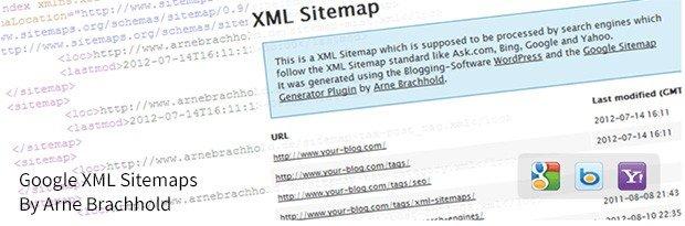Google XML Sitemaps By Arne Brachhold